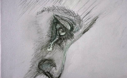 Eye Sketch2 by MedeaSafir