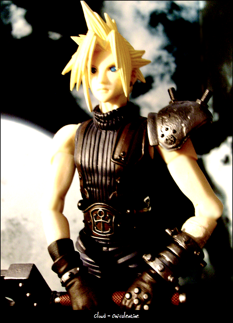 Cloud by onivalentine