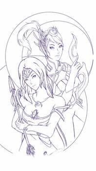 Selemene Sisters