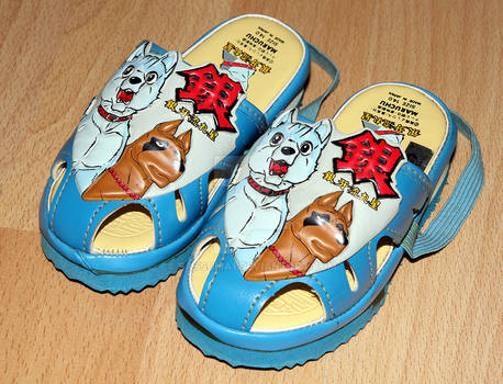 Ginga Nagareboshi Gin Sandals