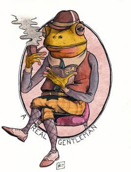 Real gentleman color