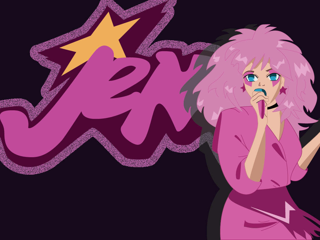 Jem Anime Style By Webnerdette