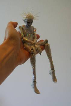 Meet Jack - full (unfinished marionette)