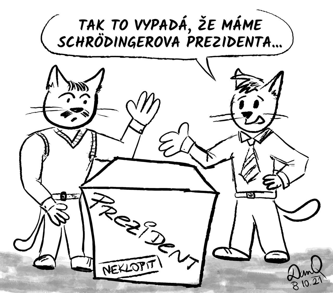 Schroedingeruv prezident