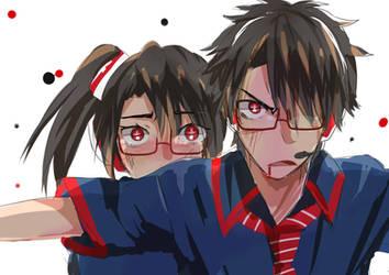 Ipo chan kun by Midorizou