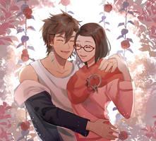 Com for Ellumi by Midorizou