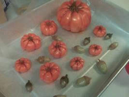 Pumpkins by ohnoono