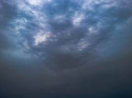 Dark Cloudy Sky by doktornpro