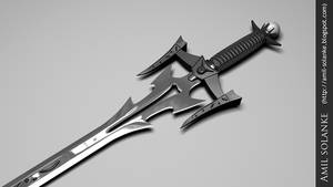 Sword by Amil-Solanke