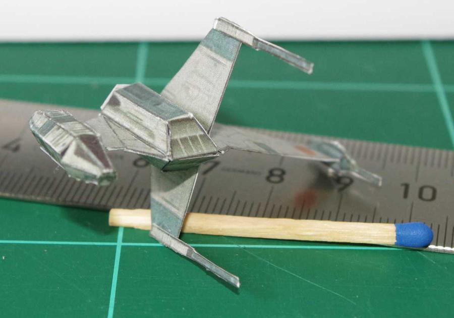 origami b wing