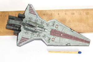 Venator Class Star Destroyer by SarienSpiderDroid