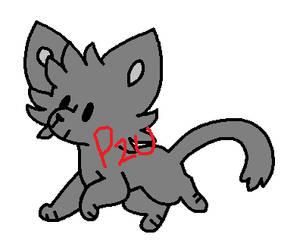 P2u Kitty Lines by bubble-catt