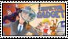 STAMP: Inspector Gadget 2015 by DarkPrincess116