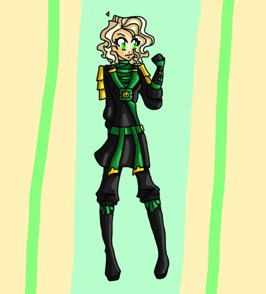 Ninjago lloyd genderbend leyla bio by darkprincess116 - Ninjago lloyd ...