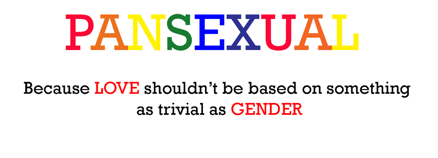 Cisgender pansexual