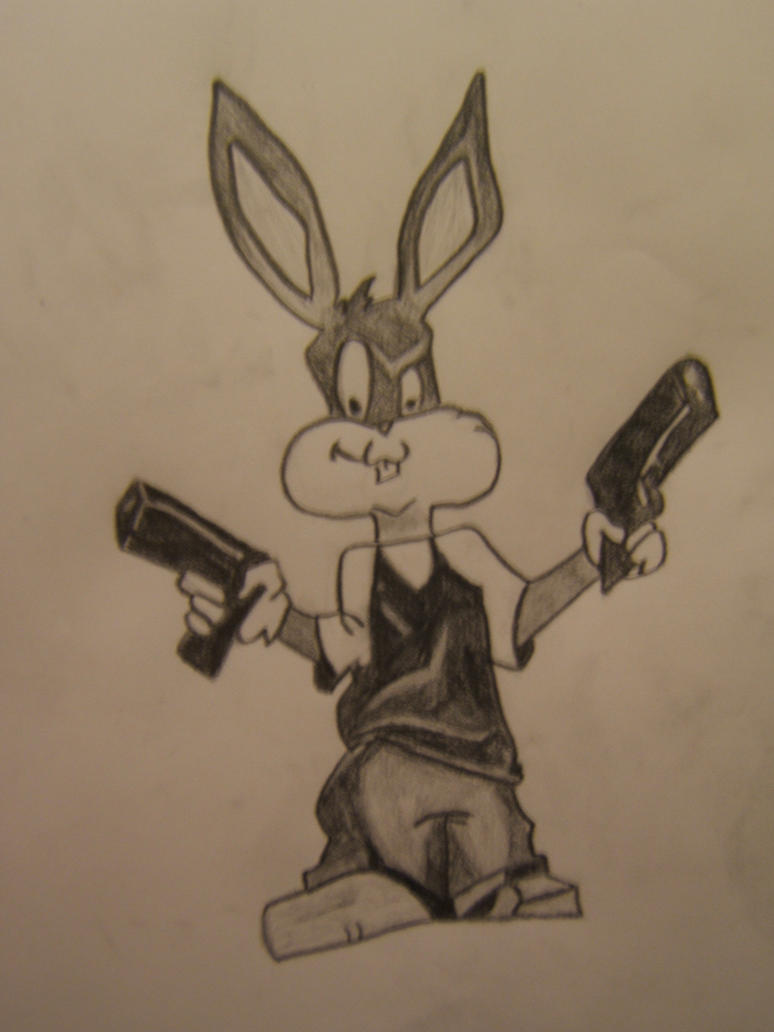 Gangster bugs bunny wallpapers - photo#16
