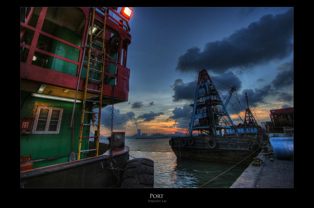 Port by niteangel