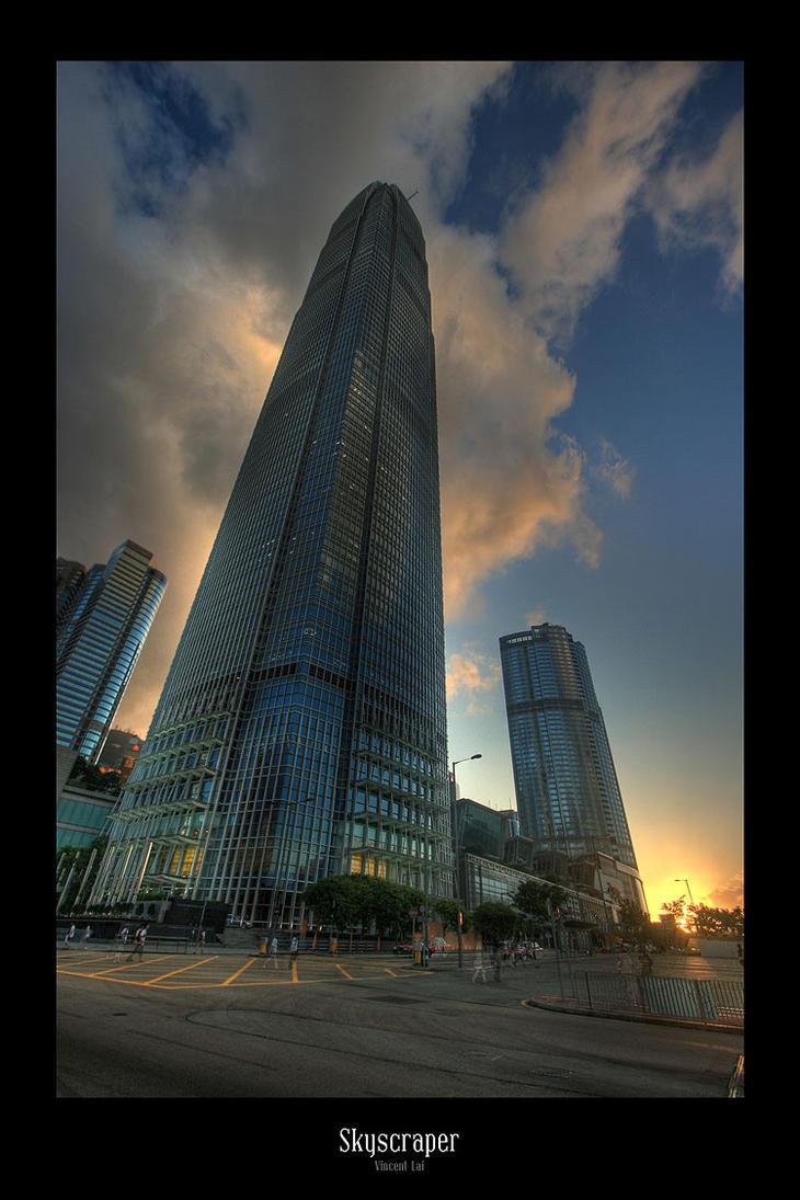 Skyscraper by niteangel