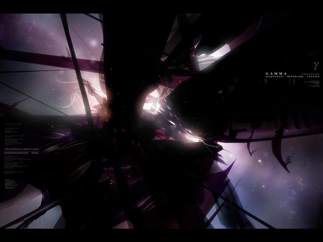 Gamma - by niteangel