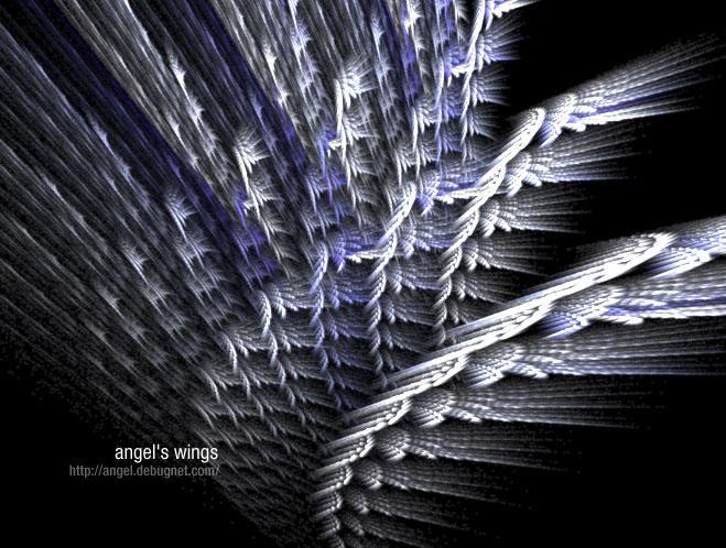 Angel Wings by niteangel