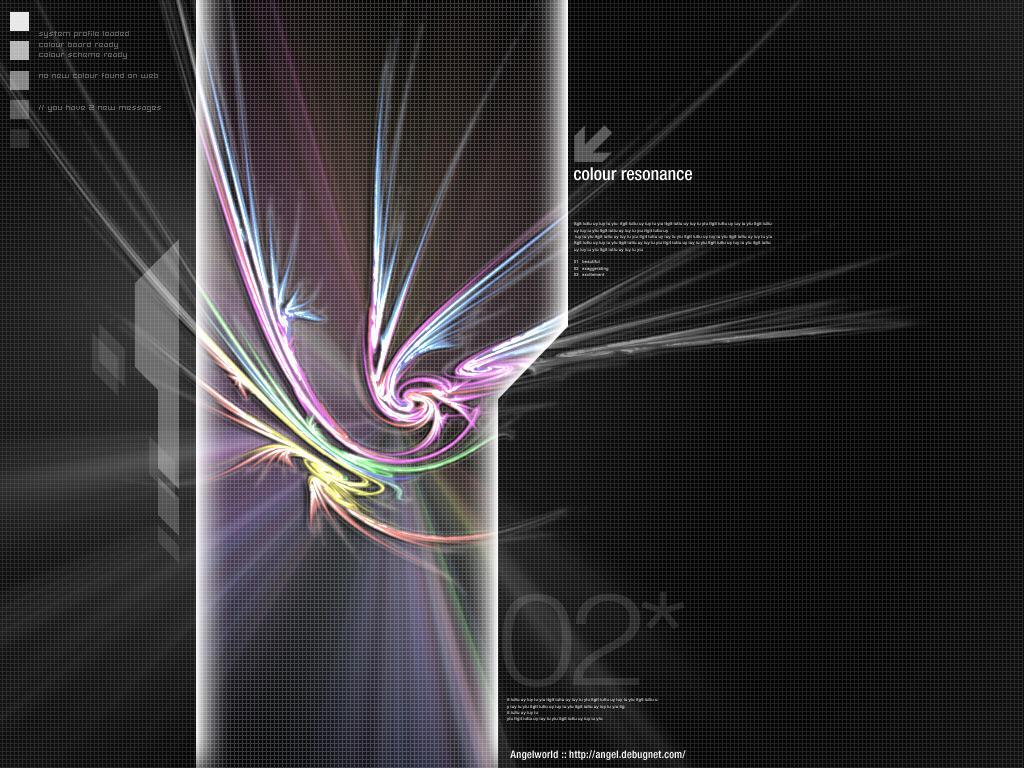 Colour Resonance Clear by niteangel