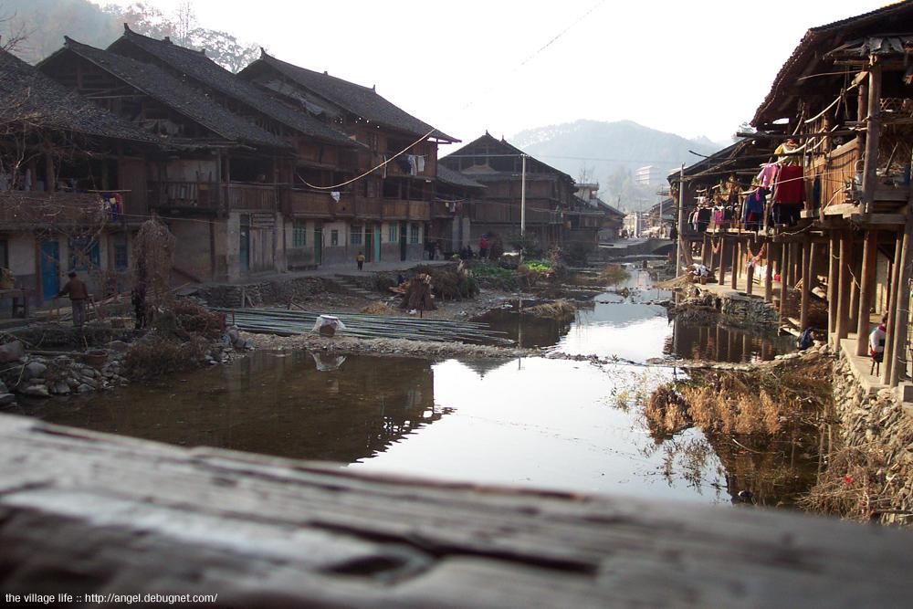 Village Life by niteangel