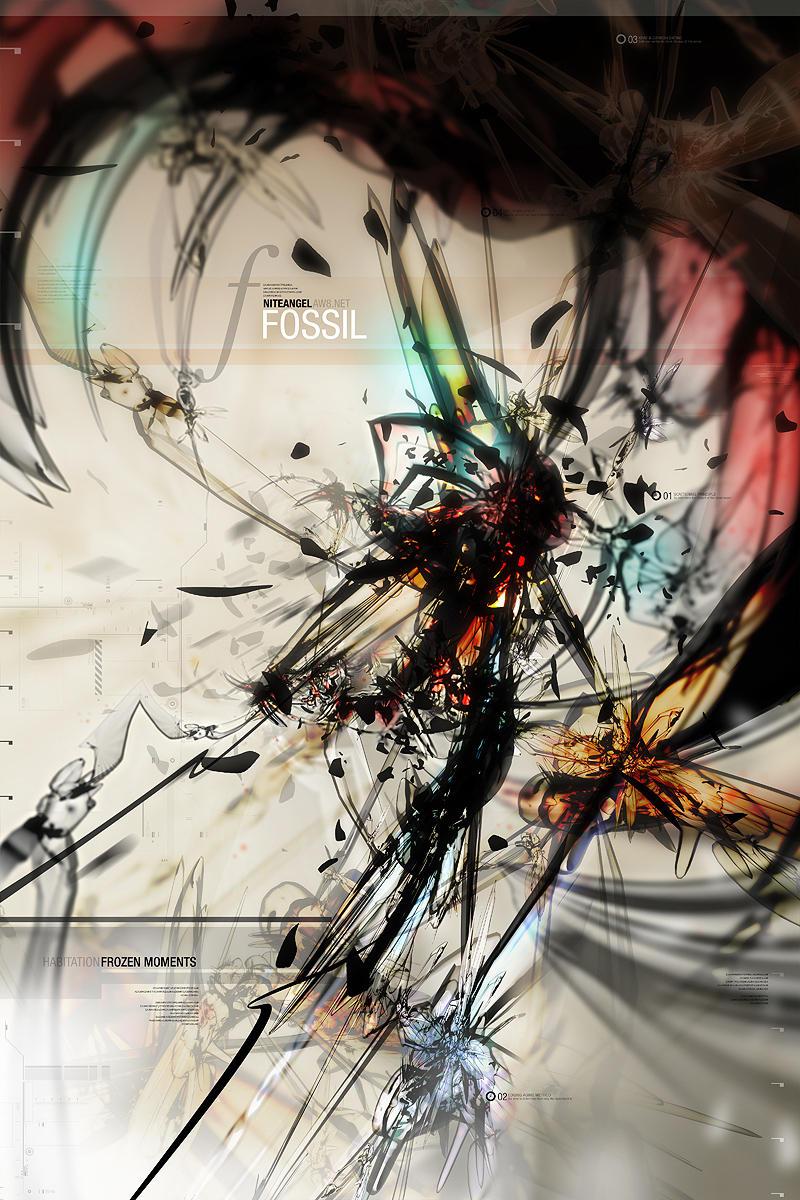 Fossil by niteangel