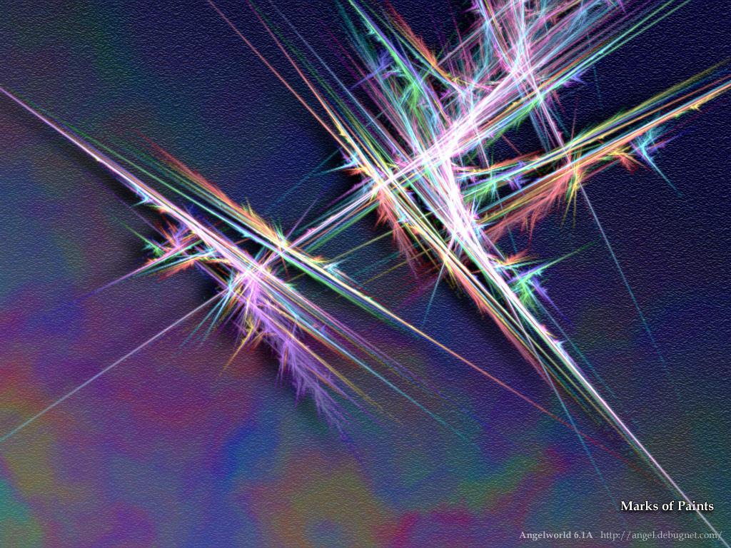 Marks of Paints by niteangel