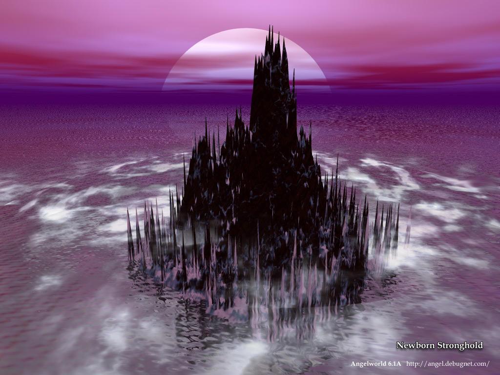 Newborn Stronghold by niteangel
