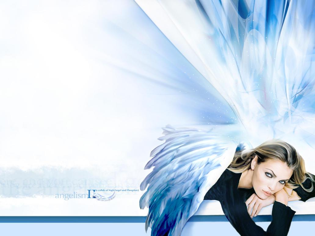 Angelism II by niteangel