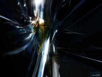 Crystallize - Print by niteangel