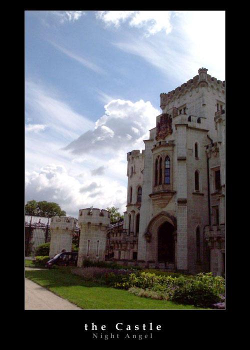 EuTrip - the Castle by niteangel