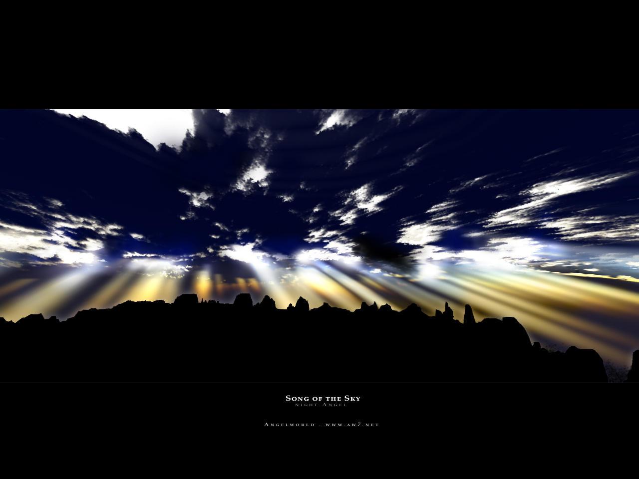Song of the Sky by niteangel