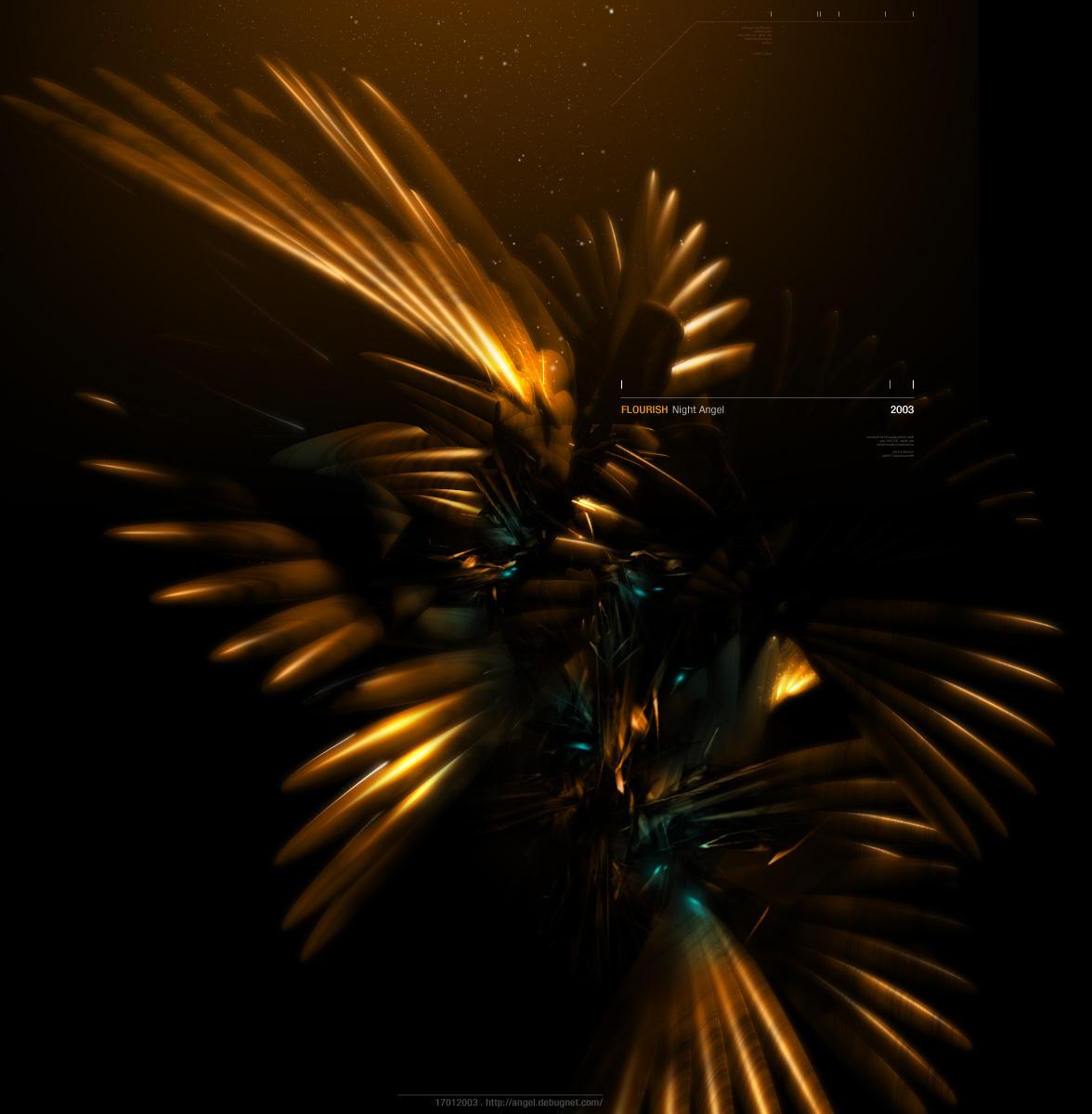 Flourish - by niteangel
