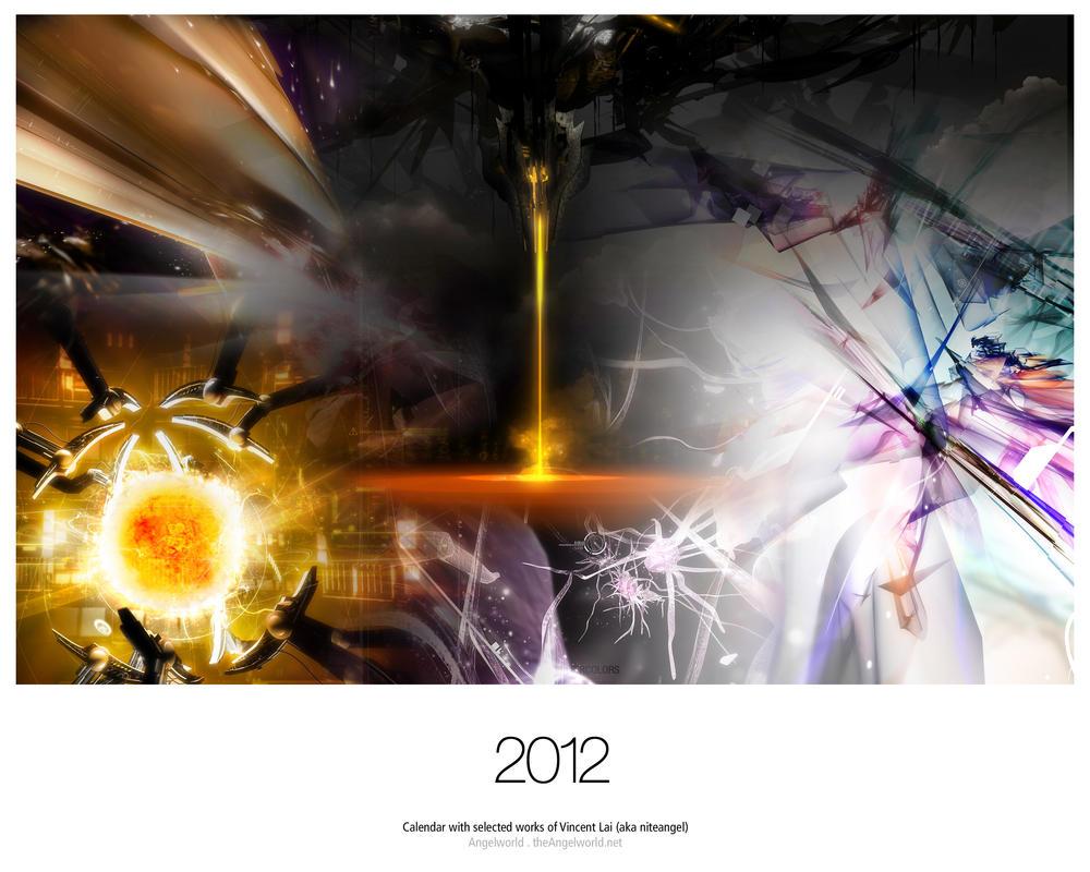 2012 Calendar II by niteangel