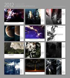 2012 Calendar III by niteangel