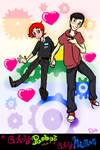 A gay robot and a gay Human