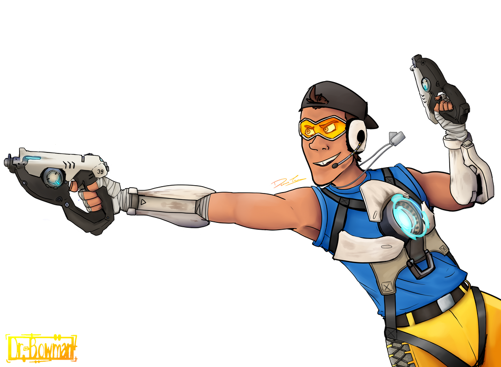 The Scout as Tracer by Dr-Bowman