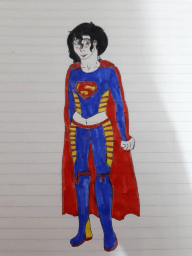 NEXTGEN: supergirl