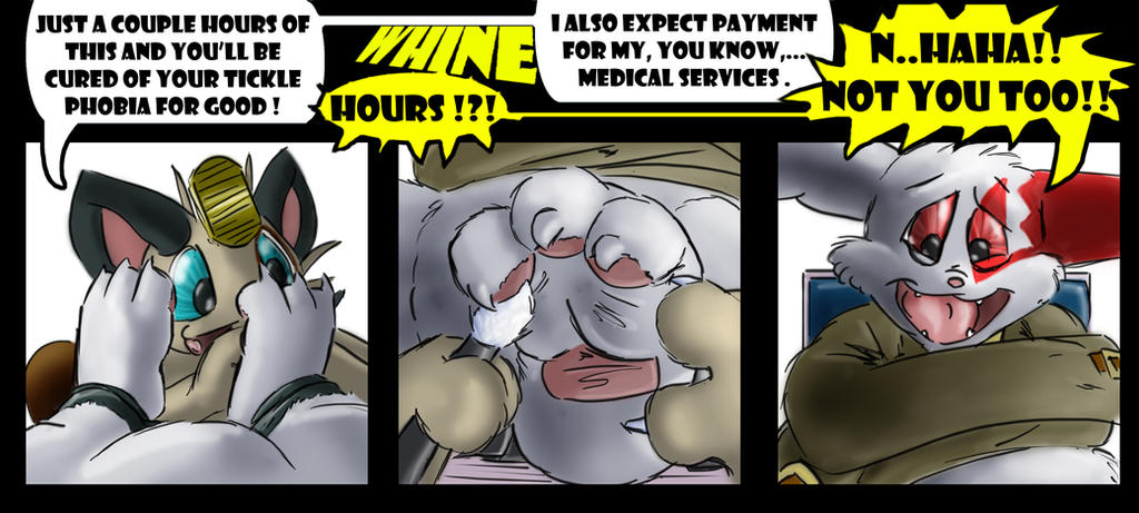 Commission: Zang's bad day by ReallyReallyBigBang