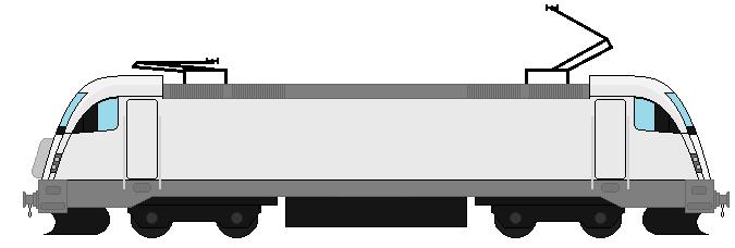 Taurus locomotive base by trainnerdFromDenmark