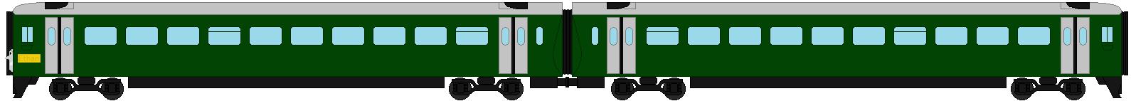 Ethan the GWR Class 158 by trainnerdFromDenmark