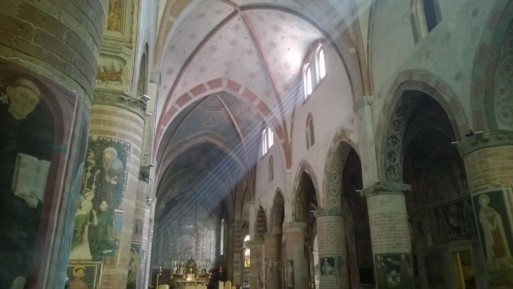 Sunlight In Church by koteth