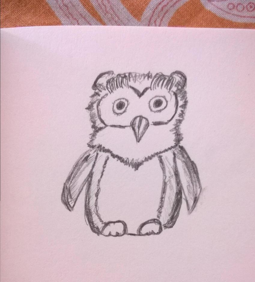 A Owl by koteth