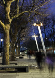 Southbank Ghosts