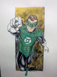 Green Lantern by SliceofFate