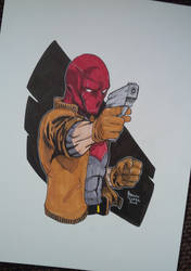 redhood by SliceofFate