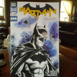 The BatMan by SliceofFate