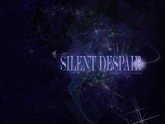 Silent Despair by redpopcorn