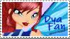 [GIFT] Dya Stamp by Krooksta